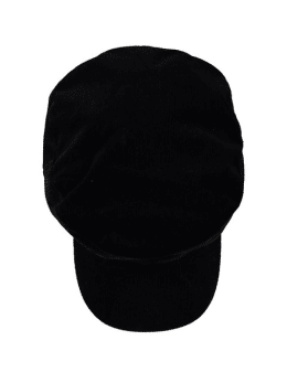 sarlini catains cap zwart