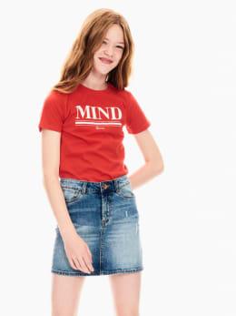 garcia t-shirt rood t02601