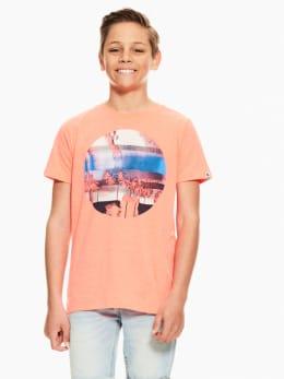 garcia t-shirt oranje p03600