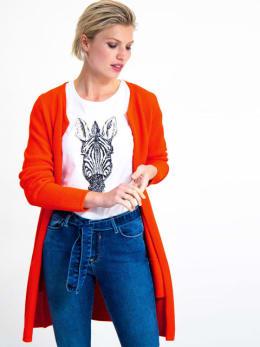garcia vest gs900753 oranje-rood