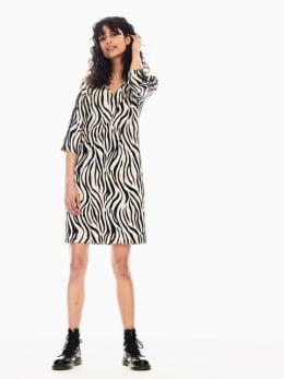 garcia jurk beige p00285