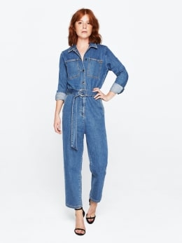 ltb denim jumpsuit lona perla wash