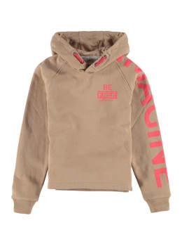 garcia hoodie imagine ge920901 beige