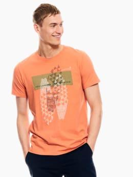 garcia t-shirt oranje p01201