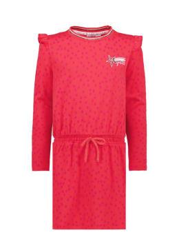 garcia jurk rood t04681