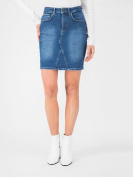 garcia celia slim denim skirt gs000720 medium used