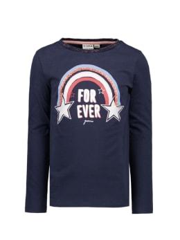 garcia t-shirt blauw t04605
