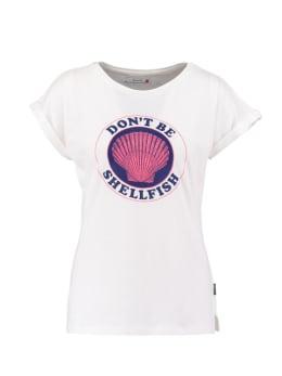 dedicated t-shirt wit visby shellfish