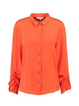 garcia blouse j90230 oranje