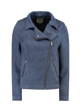 garcia suedine bikerjack gs900792 blauw