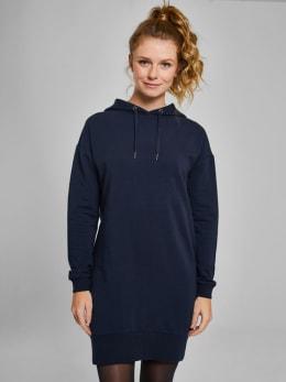 tripper sweater jurk tr900907 blauw