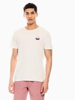 garcia t-shirt wit q01006