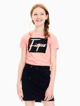 garcia t-shirt roze s02401