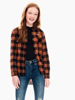 garcia blouse bruin t02631