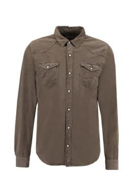 overhemd Garcia U81032 men