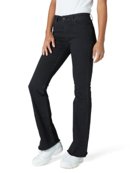 jeans Cars Flare Twill women