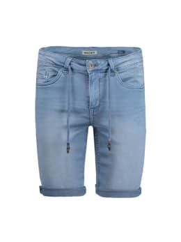garcia short met drawstrings 615 blauw