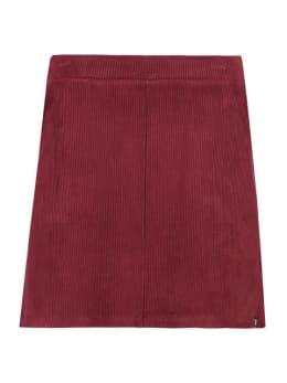 garcia corduroy rokje i92525 rood