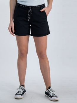 garcia short gs000112 zwart