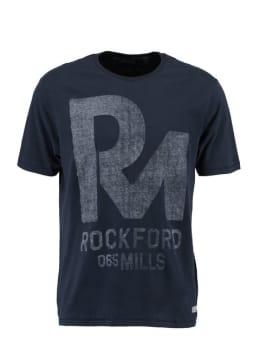 T-shirt Rockford Mills RM810205 men