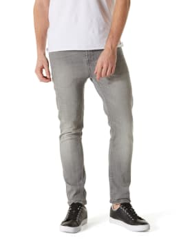 chief dylan skinny fit grey used