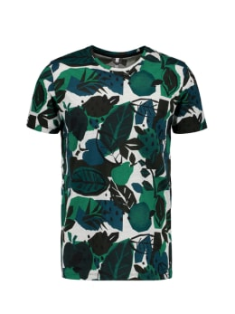 chief t-shirt met allover print pc010402