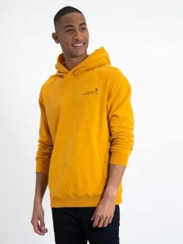 garcia hoodie j91271 geel