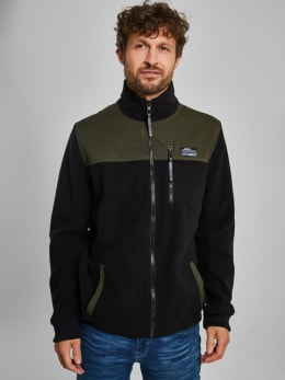chief fleece vest pc910924 zwart