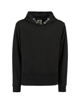 garcia hoodie h92662 zwart