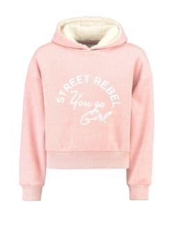 garcia hoodie h92664 roze