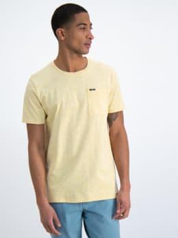 garcia t-shirt gs010101 geel