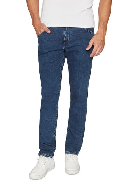 rockford mills foremen regular fit dark used | Heren jeans
