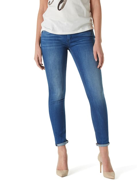 Dames Skinny Jeans wit Garcia, ,Jeans Centre | StyleSearch