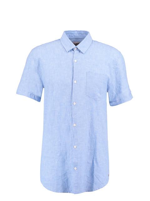 Jeans Overhemd Heren.Overhemd Garcia Q81036 Men Overhemden Heren Collectie Jeans