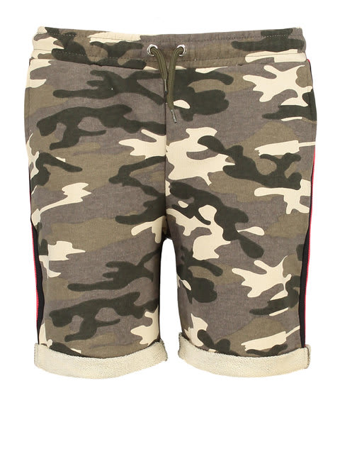 Legerprint Korte Broek Dames.Cars Jogg Short Corse Kids Legerprint Cars Brands Collectie