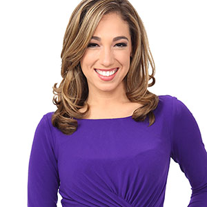 Business Portrait of Arlena Amaro News Anchor for Telemundo 60 News