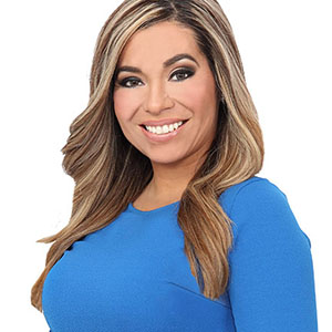 Lilian Pérez trabaja como Presentadora del Tiempo para Noticias 60