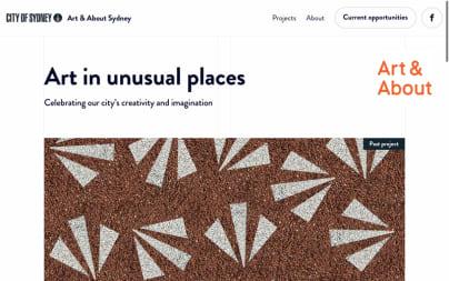 Art & About Sydney