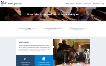 French Government Digital Services