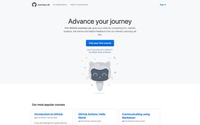 GitHub On Demand Training