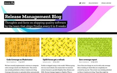 Release Management Blog