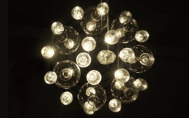 Private Collection, Vintage Lighting by Jen Lewin