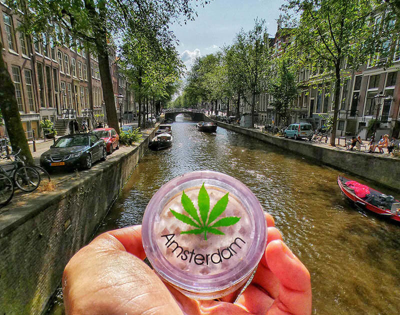 Cannabis Culture in Amsterdam