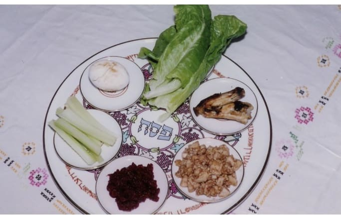 Beitzah,(Roasted Hard-boiled eggs) is part of the Passover Seder