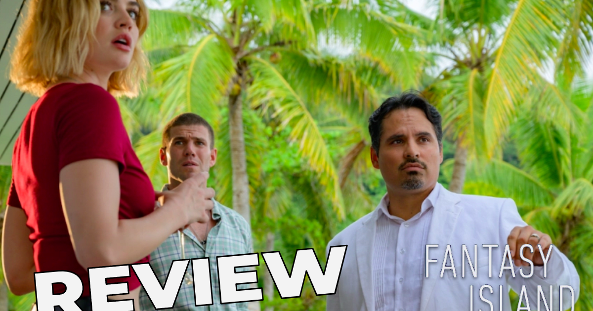 'Fantasy Island' Review—Unscary and Painful