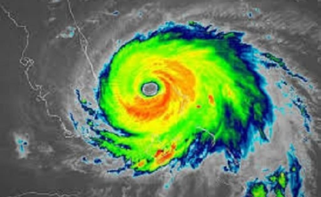 Stopping Cyclones/Hurricanes