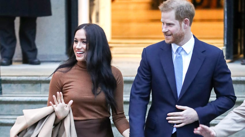 Major Moves By Prince Harry and Meghan Markle