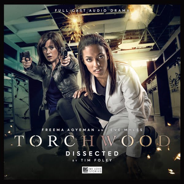 BIG FINISH - Torchwood: Dissected (REVIEW)