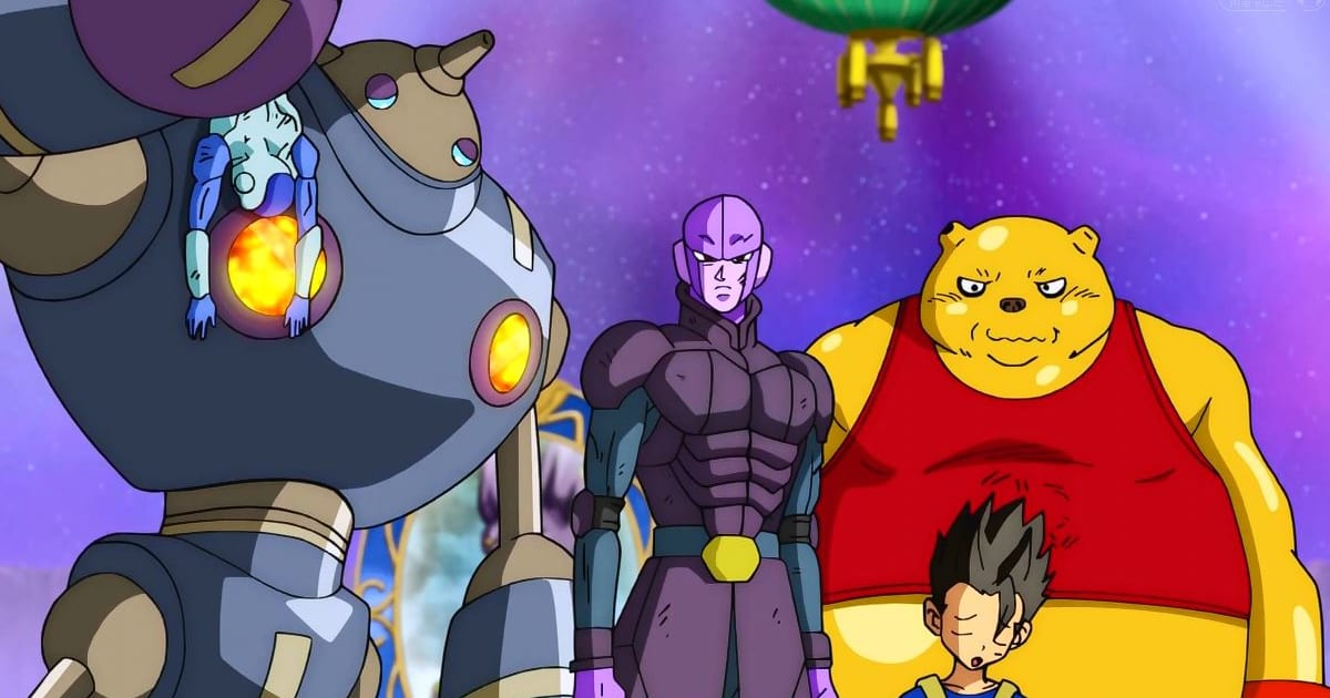 dragon ball super champa saga