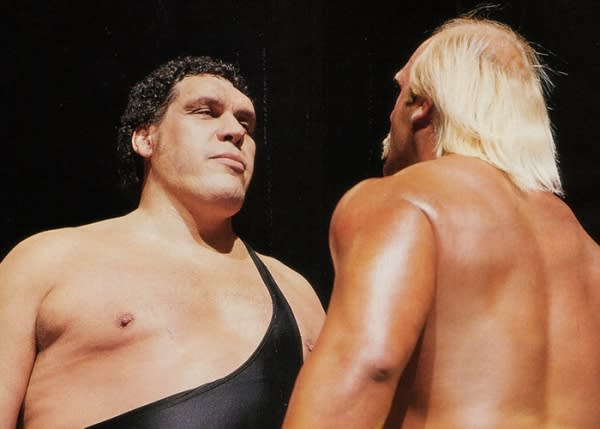 André The Giant Subject Of New Documentary